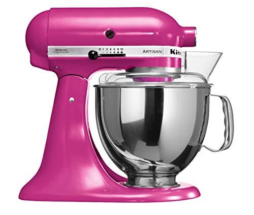 batedeira Kitchenaid rosa