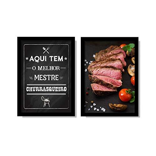 churrasqueira gourmet vidro