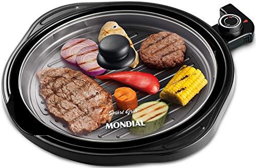 churrasqueira grill eletrica