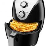 Melhores fritadeiras Ikohs Fryer Air Create: como escolher a melhor
