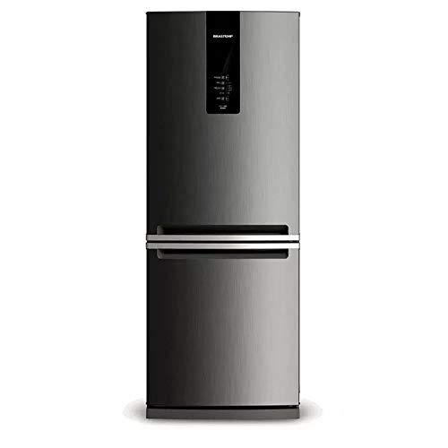 geladeira inox 110v