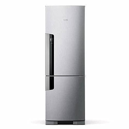 geladeira inox 220v
