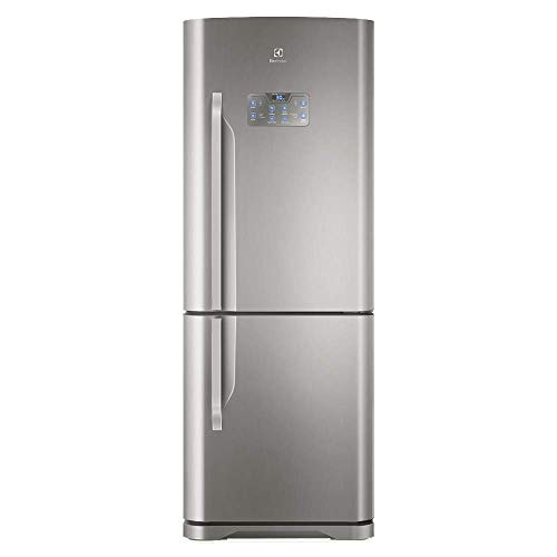 geladeira inox Electrolux