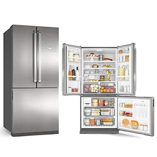 geladeira tres portas