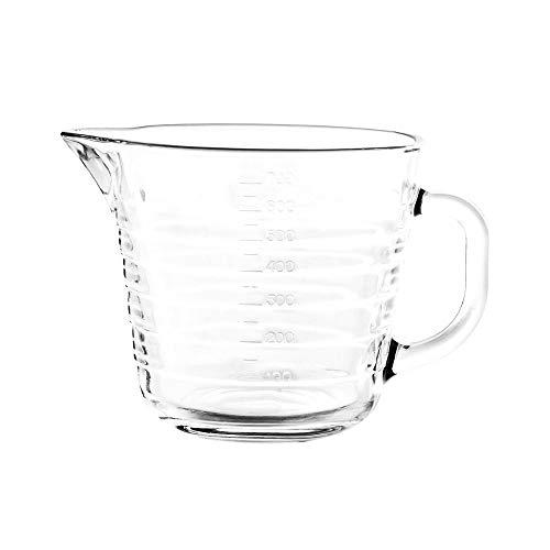 leiteira de vidro
