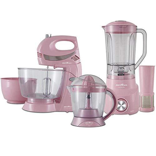 liquidificador rosa britania